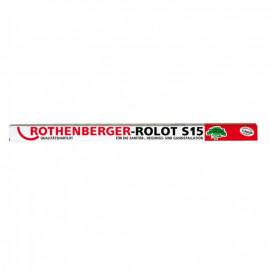 Твердый припой ROLOT S 15 40015 ROTHENBERGER (Ролот S 15) L-AG 15