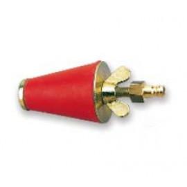 Коническая газоконтрольная пробка 1.1 4-2 с пневм.подключением Rothenberger-351263