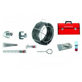 Набор спиралей и инструментов Стандарт 32/32 ROTHENBERGER-72962Х