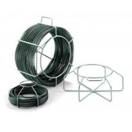 Барабан для переноски спиралей, D=16мм, max 15 спиралей Rothenberger-72110B