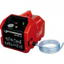 RP PRO III Rothenberger насос опрессовочный электрический с самовсасыванием 61185
