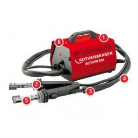 Электрическое паяльное устройство ROTHERM 2000 Rothenberger-36700